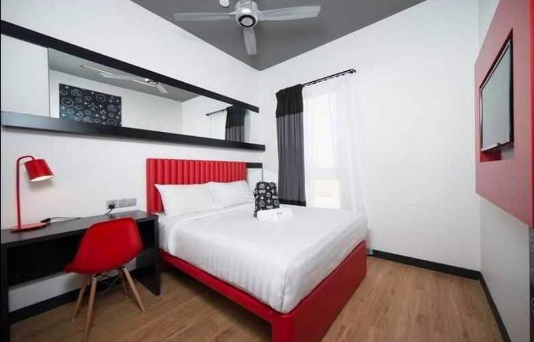 Tune Hotel - Klia2 - Room - 10