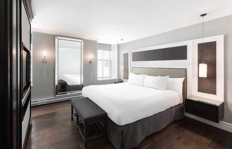 Manoir Victoria - Room - 13