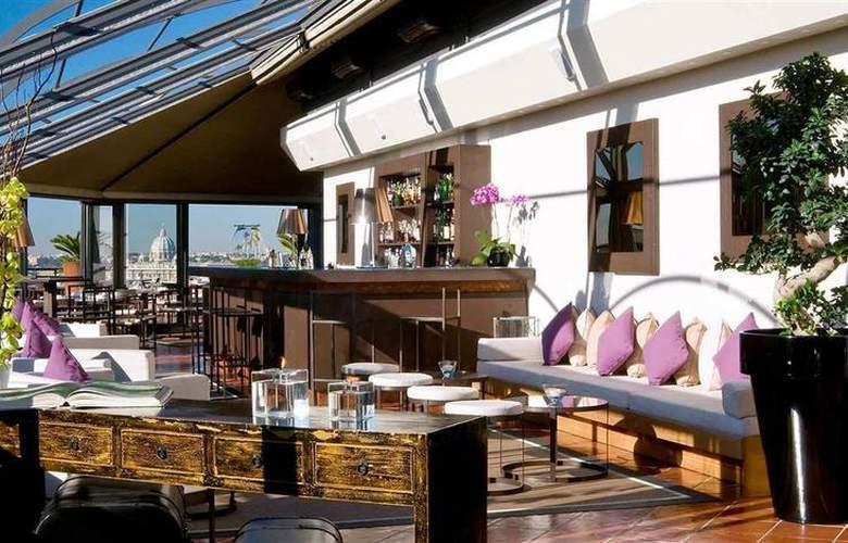 Sofitel Rome Villa Borghese - Bar - 93
