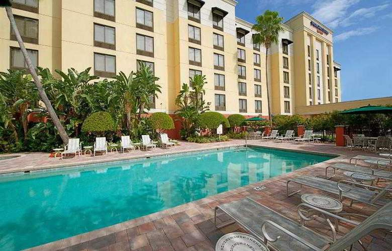 Springhill Suites by Marriott-Tampa - Pool - 25