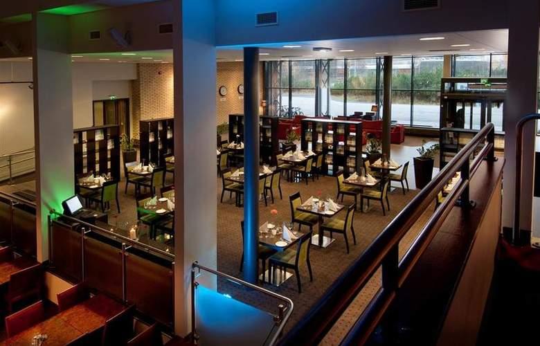 Best Western Oslo Airport - Restaurant - 67