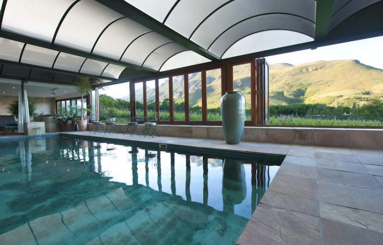 Lanzerac Hotel & Spa - Pool - 7