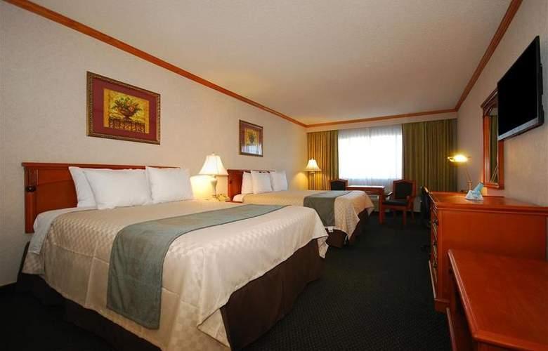 Best Western Los Angeles Worldport Hotel - Room - 8