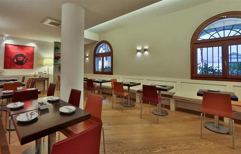 Best Western Hotel Canon d'Oro - Restaurant - 54