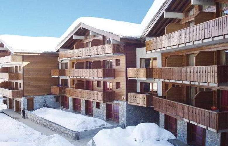 Residence les Chalets Edelweiss - Hotel - 0