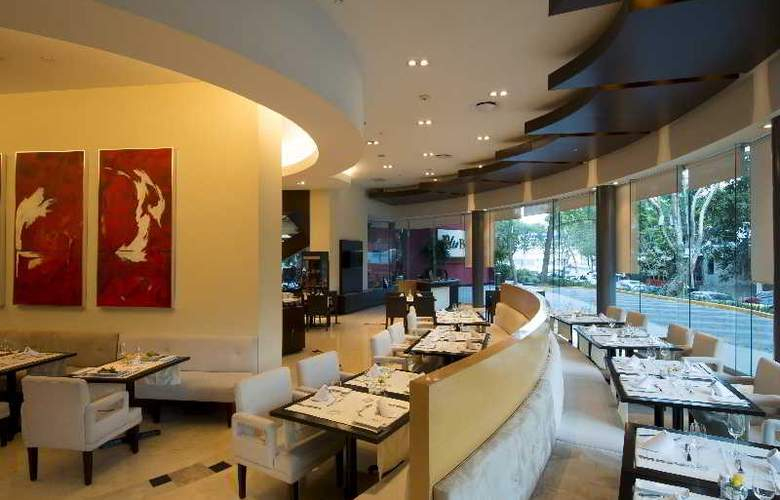 NH Collection Guadalajara Providencia - Restaurant - 45