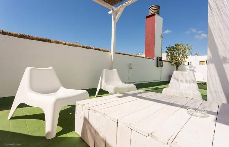 Los Cantaros - Terrace - 22
