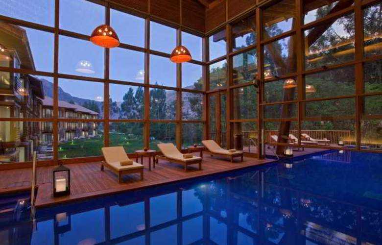 Tambo del Inka a Luxury Collection Resort & Spa - Pool - 7