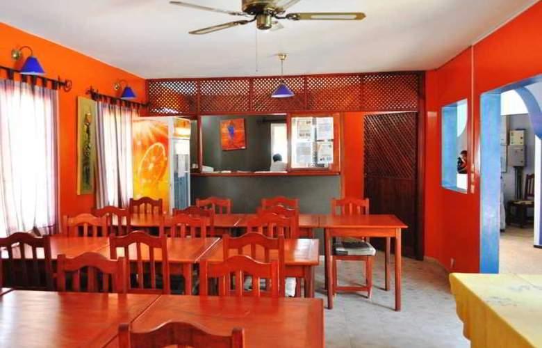 Minotel L Hacienda - Restaurant - 10