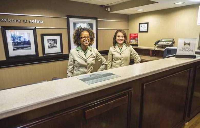 Hampton Inn Selma/Smithfield I-95 - Hotel - 0