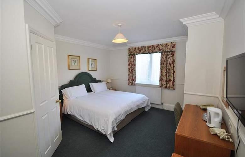 Best Western Montague Hotel - Room - 114