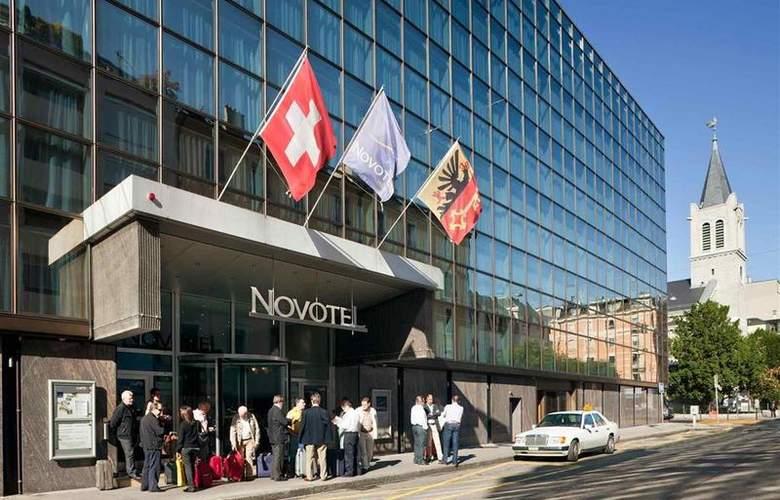 Novotel Geneve Centre - Hotel - 36