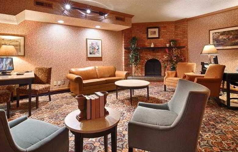 Best Western Port O'Call Hotel Calgary - Hotel - 87