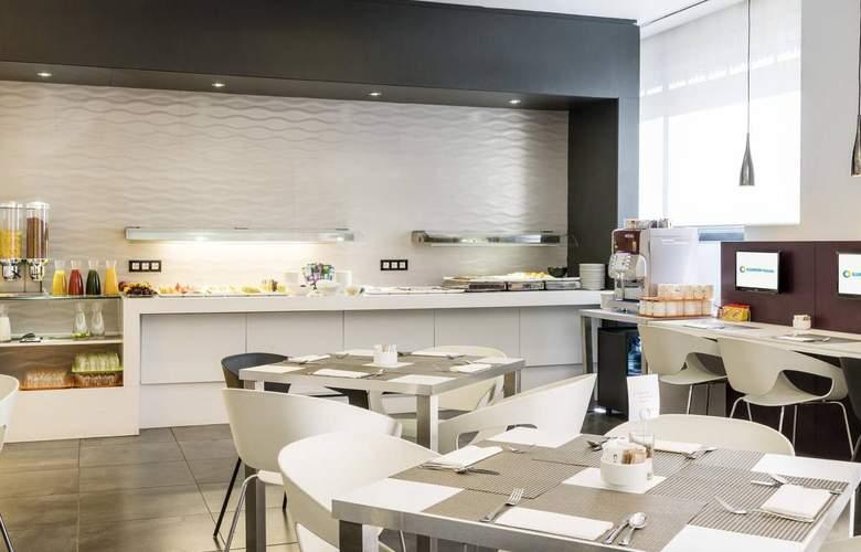 Ilunion Romareda - Restaurant - 15