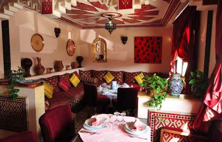 Atlantic Hotel Agadir - Restaurant - 9