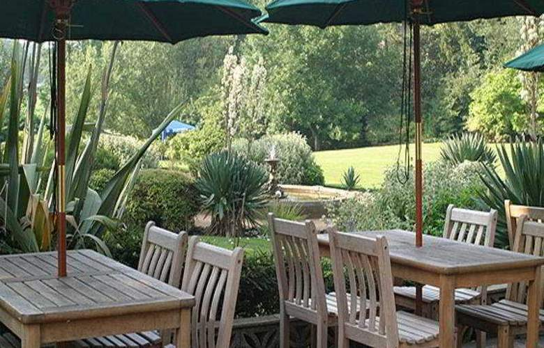 Rothley Court Hotel - Terrace - 5