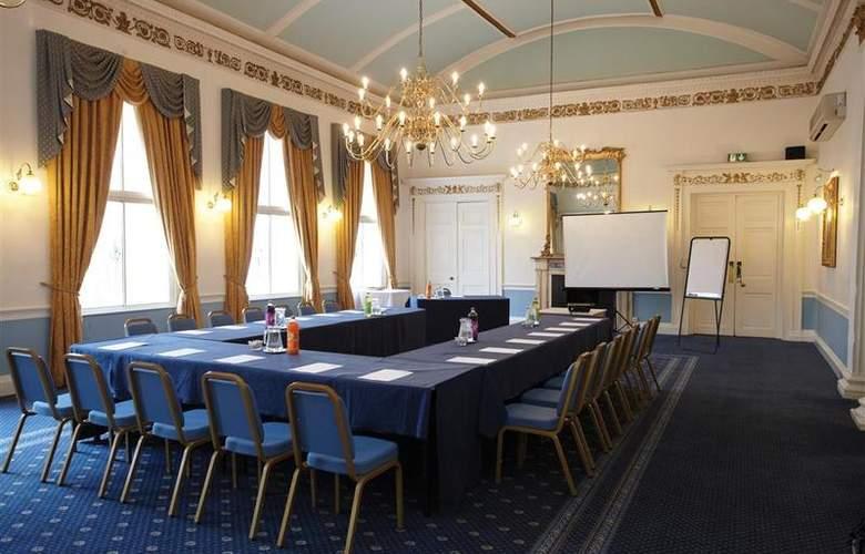 Best Western George Hotel Lichfield - Conference - 120