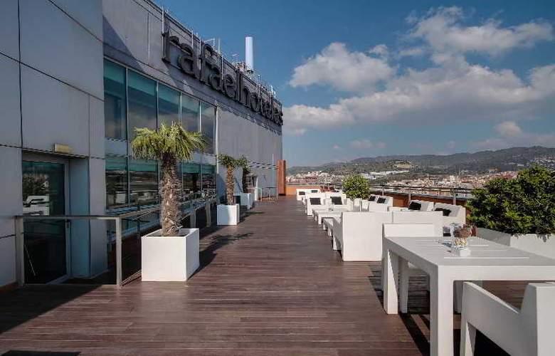 Rafael Hoteles Badalona - Terrace - 49