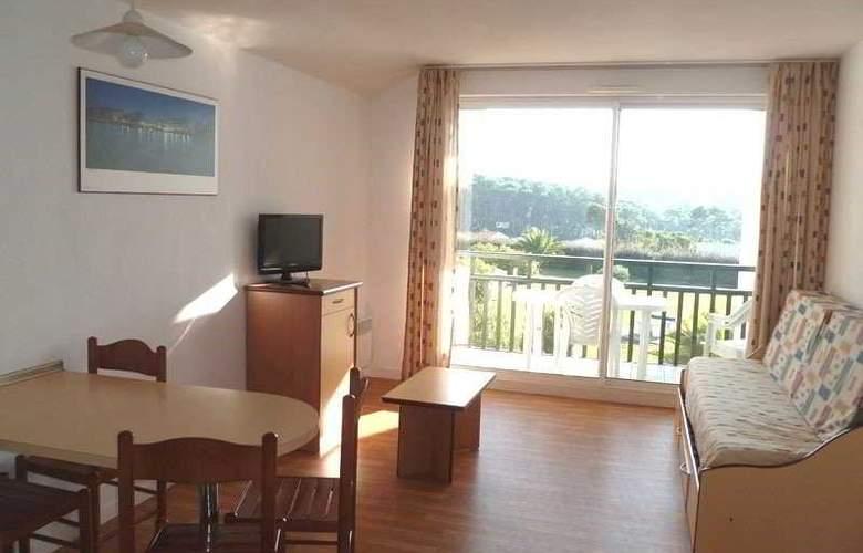 Mer Et Golf Ilbarritz - Room - 29