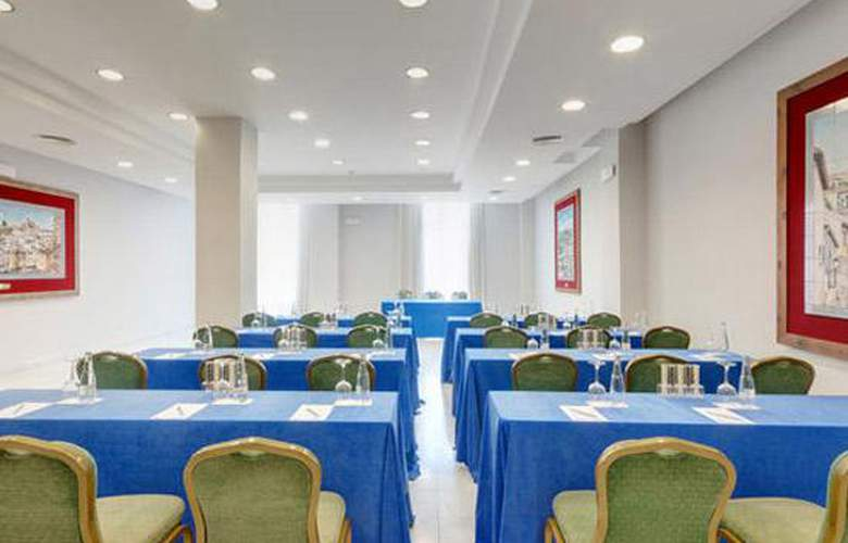 Tryp Melilla Puerto - Conference - 3