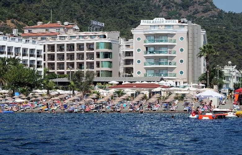 Pasa Beach Hotel - General - 1