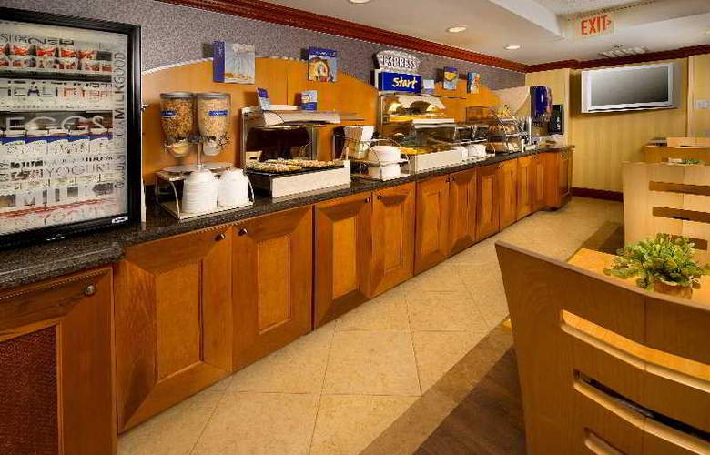 Holiday Inn Express West Doral Miami Airport - Restaurant - 37