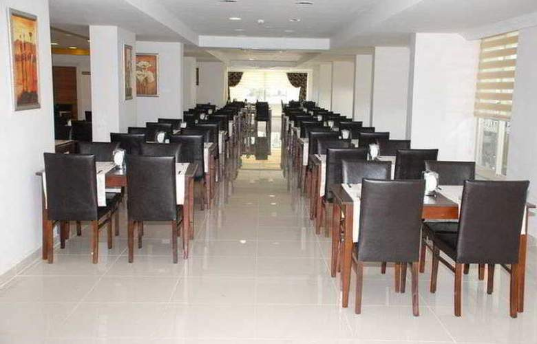 Atlas Beach Hotel - Restaurant - 6