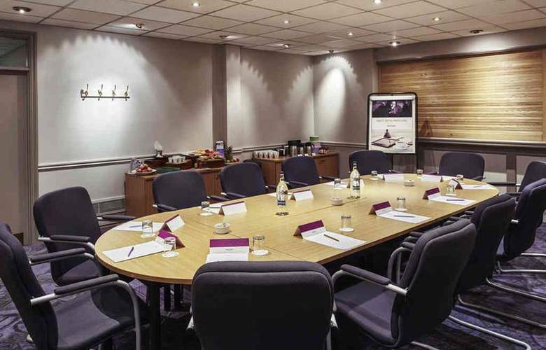 Mercure Inverness - Conference - 36