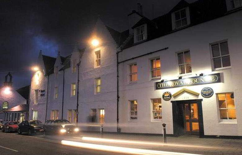 The Royal Hotel, Portree - Hotel - 0