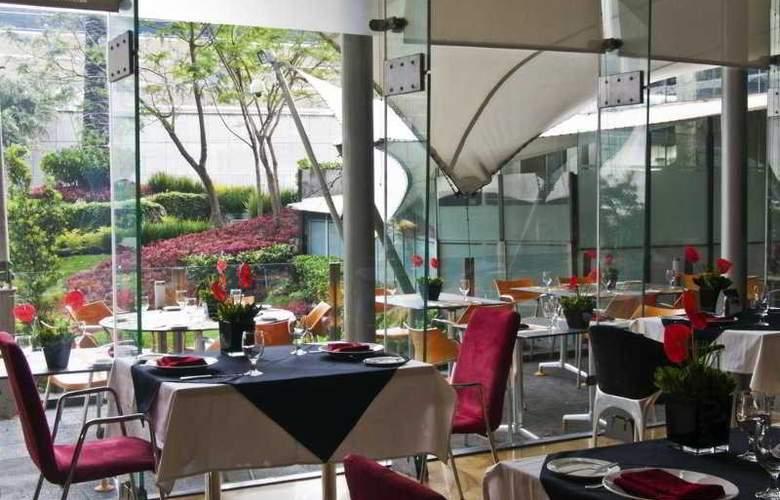 DoubleTree by Hilton Hotel México City Santa Fe - Restaurant - 48