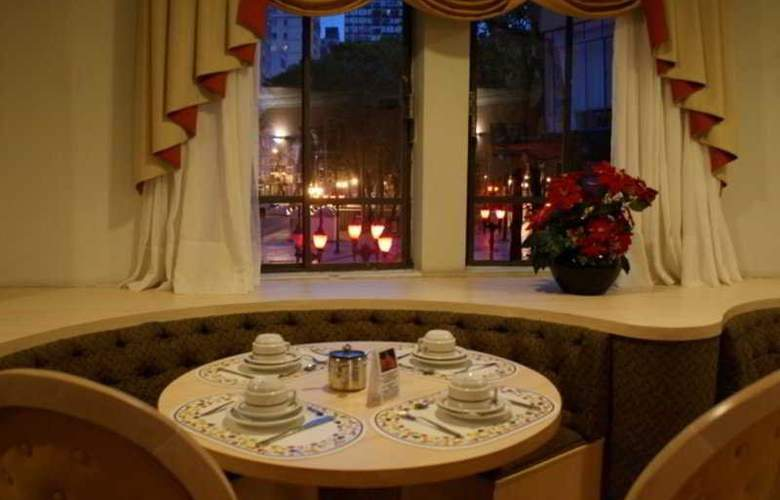 Hotel Del Rey - Restaurant - 6