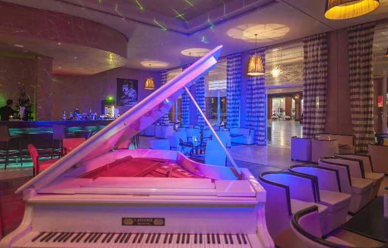 Eden Andalou Suites Aquapark & Spa - Bar - 21