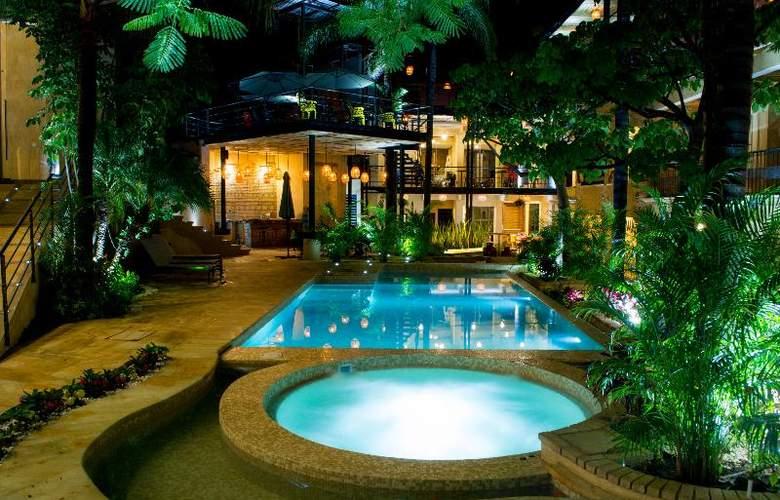 La Casa de Adobe - Pool - 9