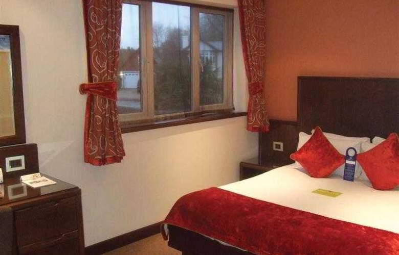 Best Western Donnington Manor - Hotel - 29