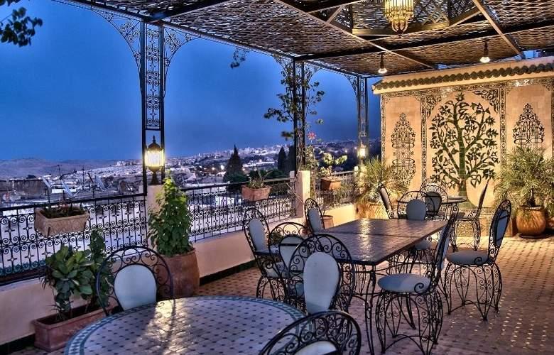 Riad Salam Fes - Terrace - 9