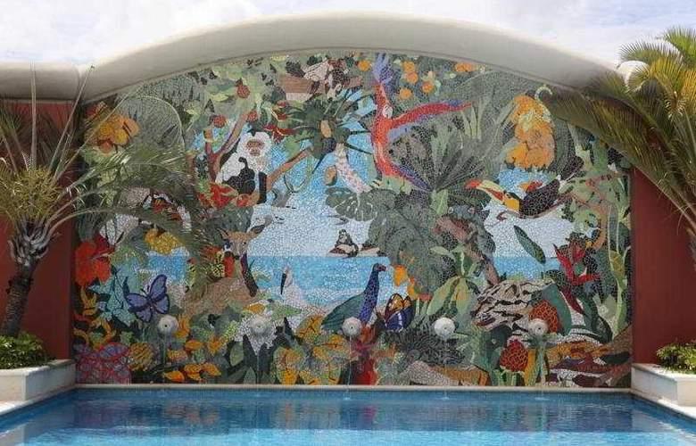 Marriott Hotel Tegucigalpa - Pool - 4