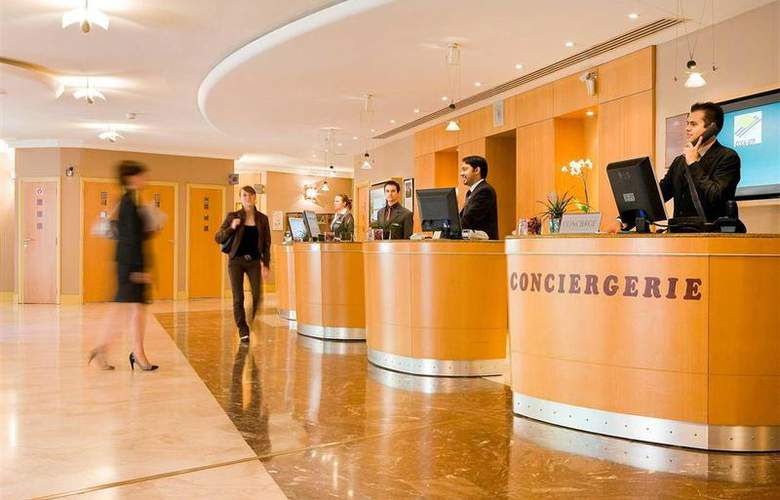 Novotel Cannes Montfleury - Hotel - 29