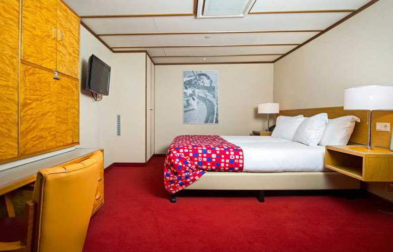SS Rotterdam by Westcord Hotels - Room - 20
