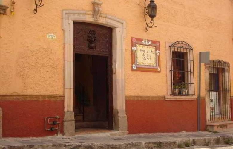 Hacienda de las Flores - Hotel - 0