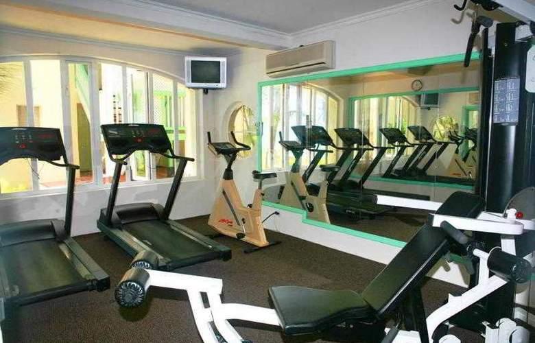 Coral Mist Beach Hotel - Sport - 11