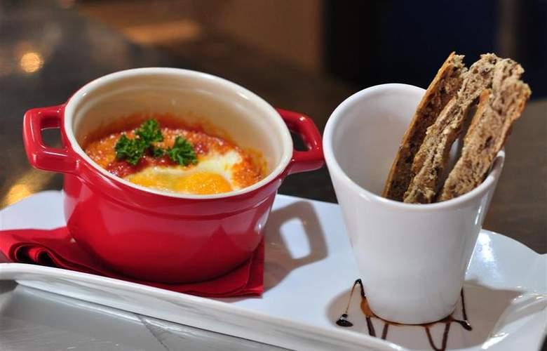 Best Western Bordeaux Aeroport - Restaurant - 78