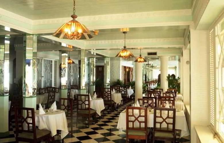 The Inn At Shaw Park Gardens & Waterfalls - Restaurant - 8