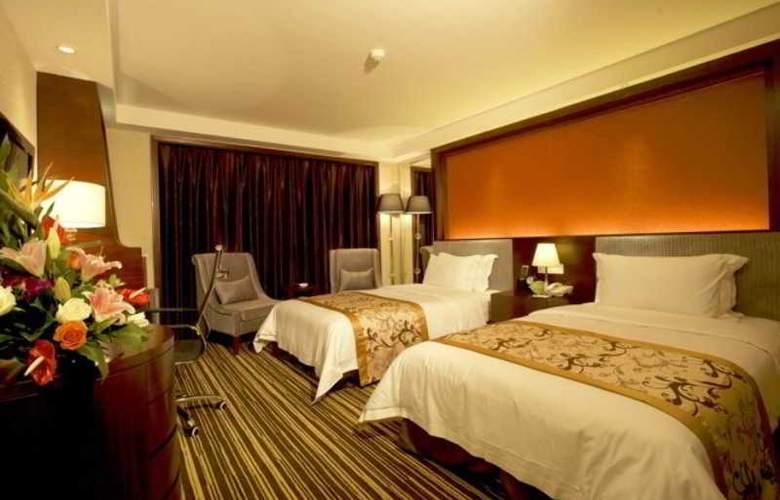 Leeden Hotel Chengdu - Room - 1