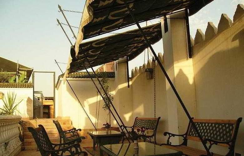 Riad Moucharabieh - Terrace - 8