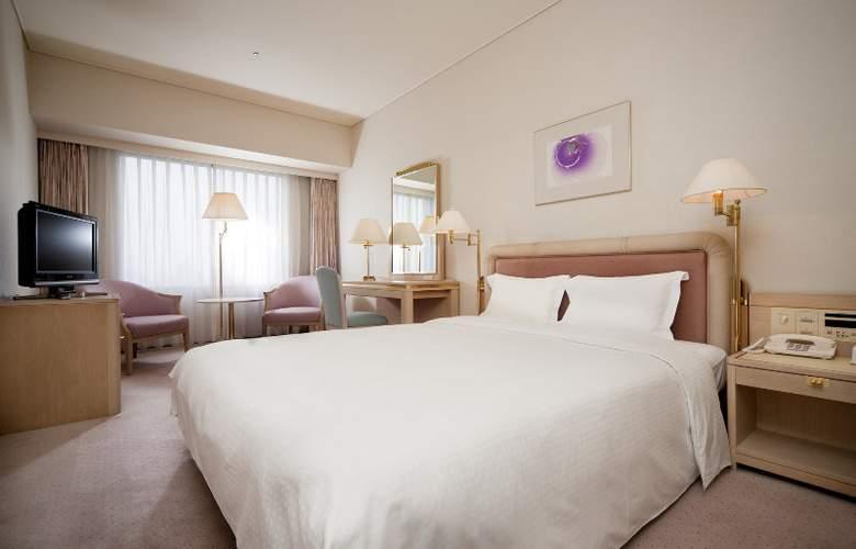 Swissotel Nankai Osaka - Room - 13