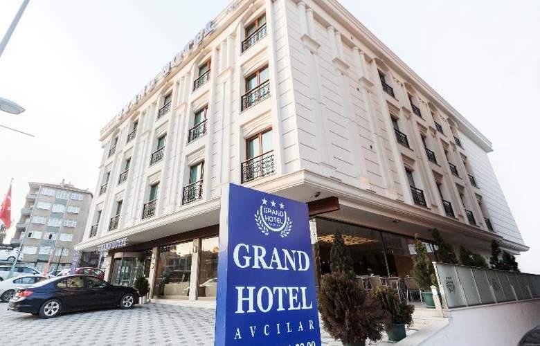 Grand Hotel Avcilar - Hotel - 8