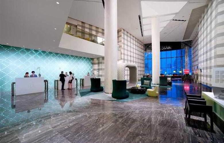 Novotel Bangkok Platinum - Hotel - 18