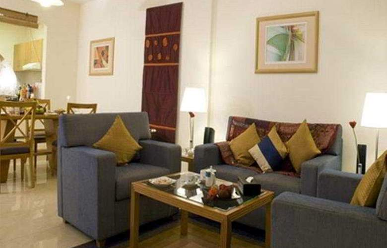 Star Metro Al Barsha Hotel Apartments - Room - 4