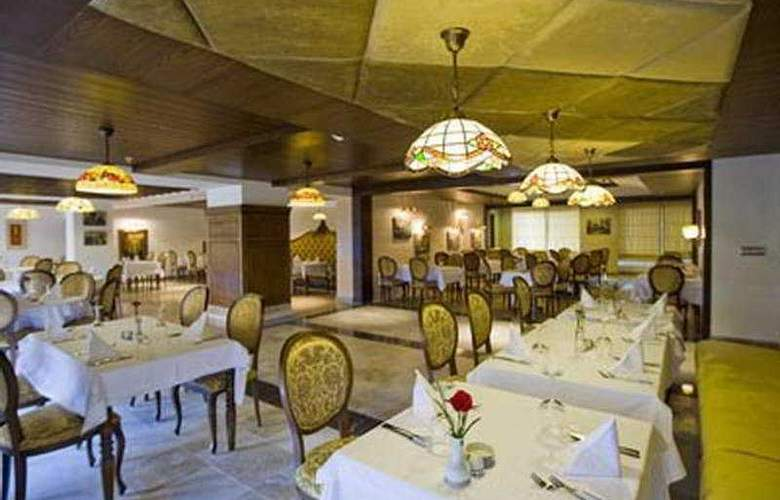 Kamelya World Selin - Restaurant - 9