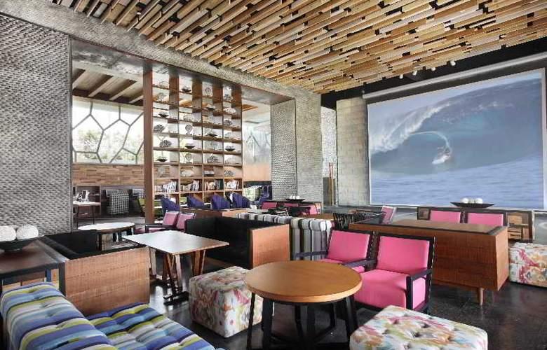 TS Suites Bali & Villas - Restaurant - 9